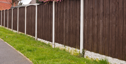 have exterior security measures