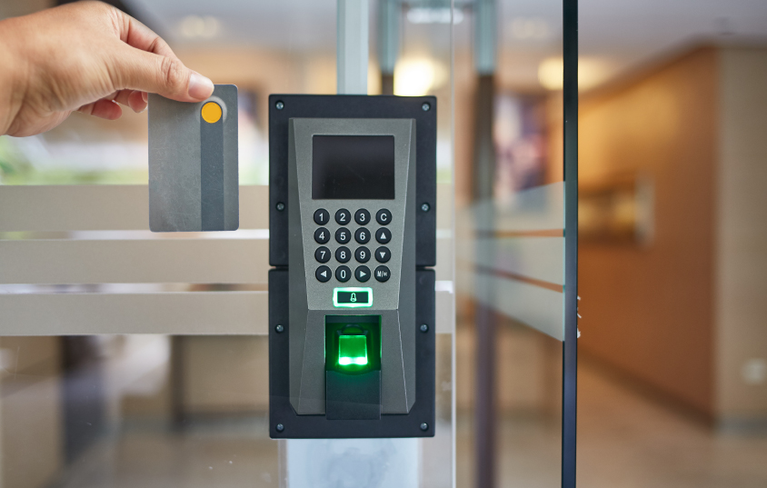 Access Control for Office Buildings