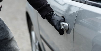 How to Protect your Home from Vehicle and Motorcycle Theft?